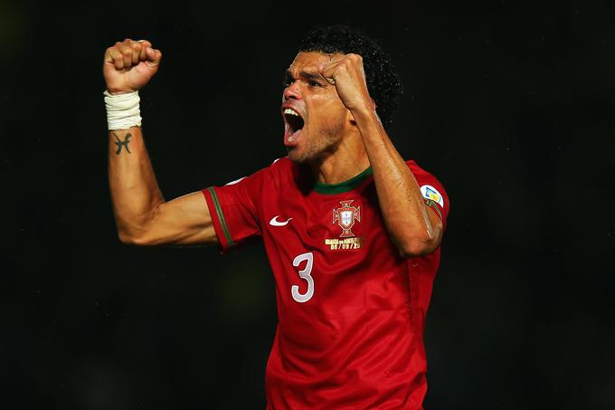 Пепе стал ключевым игроком сборной Португалии