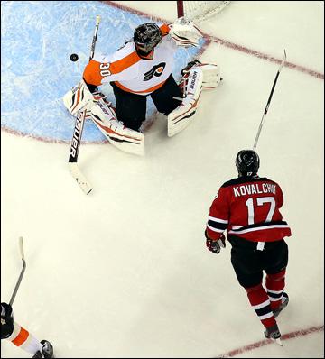 НХЛ запомнит его таким…