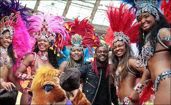 Вагнер Лав и его любимый карнавал