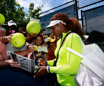 Серена Уильямс — фаворит женского US Open-2013