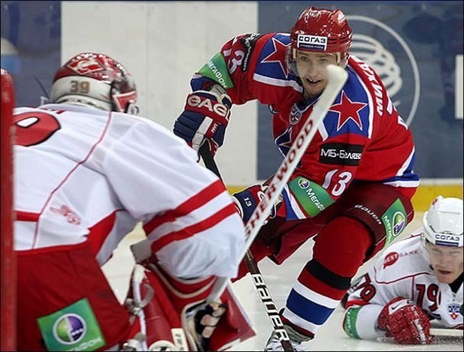 Егор Михайлов - теперь спартаковец.