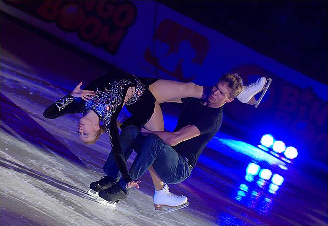 Танец любви от Екатерины Бобровой и Дмитрия Соловьёва