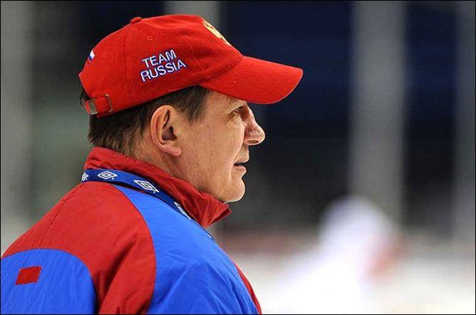 Валерий Брагин - главный тренер чемпионов-2011.