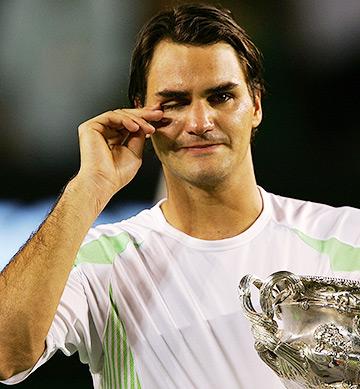 Роджер Федерер возглавил рейтинг-лист именно после победы в Австралии