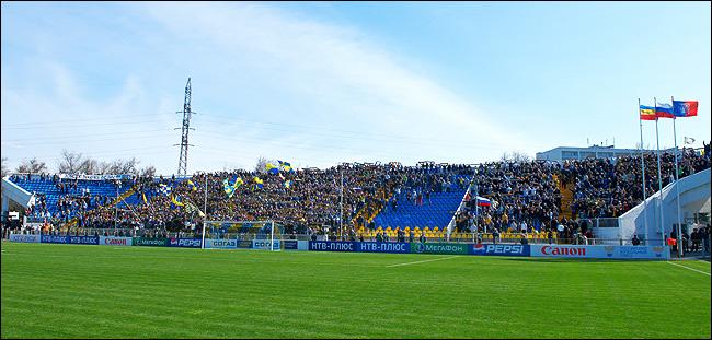 "Стадион ""Олимп-2"", Ростов-на-Дону"