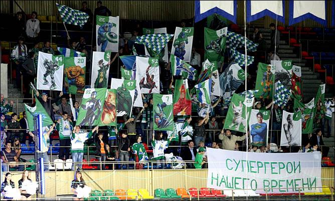 """ХК """"Салават Юлаев"""". Фото 07."""