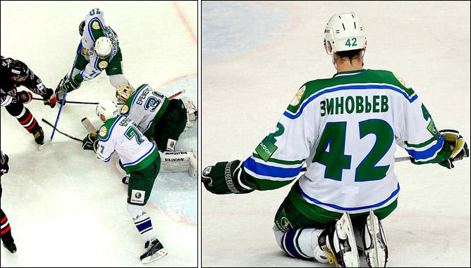 """ХК """"Салават Юлаев"""". Фото 10."""
