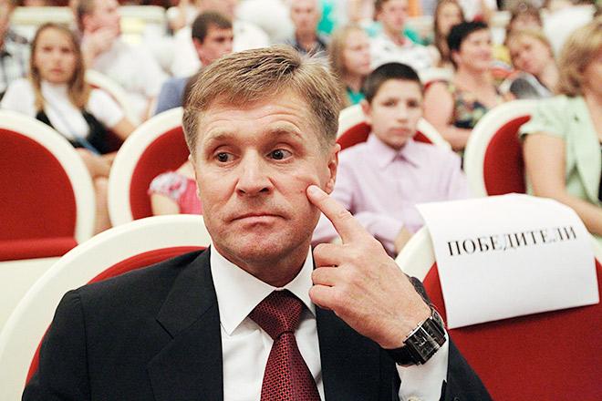 Виктор Чёгин