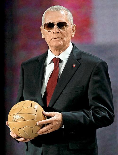 На жеребьёвке финальной стадии Евро — 2012