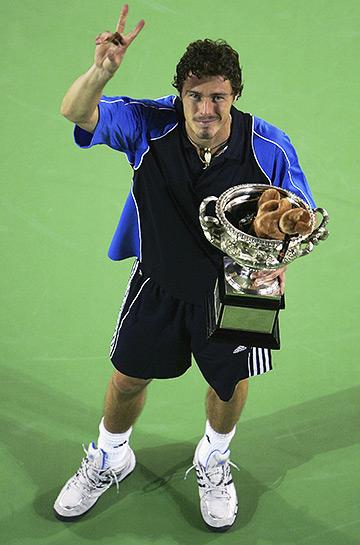 Марат Сафин с третьей попытки покорил-таки Australian Open