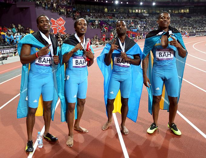 Эстафетная сборная Багамских островов