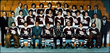 "Майк Кинэн и его ""Peterborough Petes"""