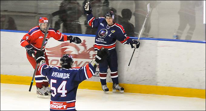 Александр Тарасов на Кубке Поколений