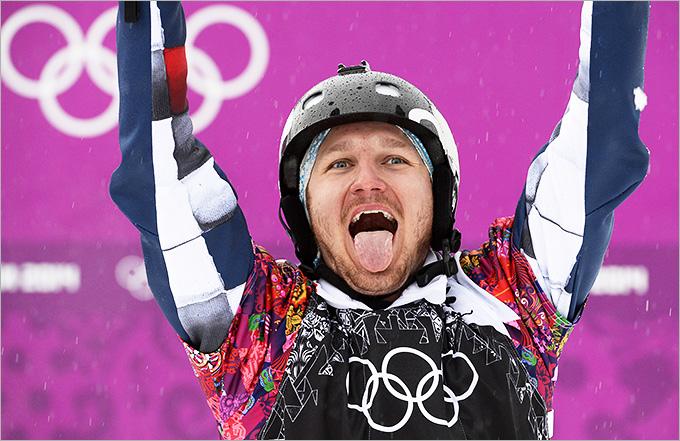 Cноубордист Николай Олюнин – серебряный призёр Олимпиады