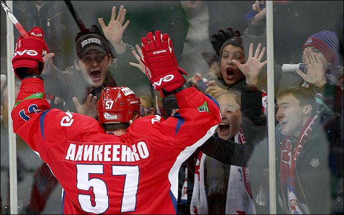 Аникеенко: цель – попасть в сборную