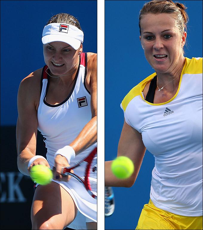 Петрова и Павлюченкова покинули Мельбурн без побед в одиночке