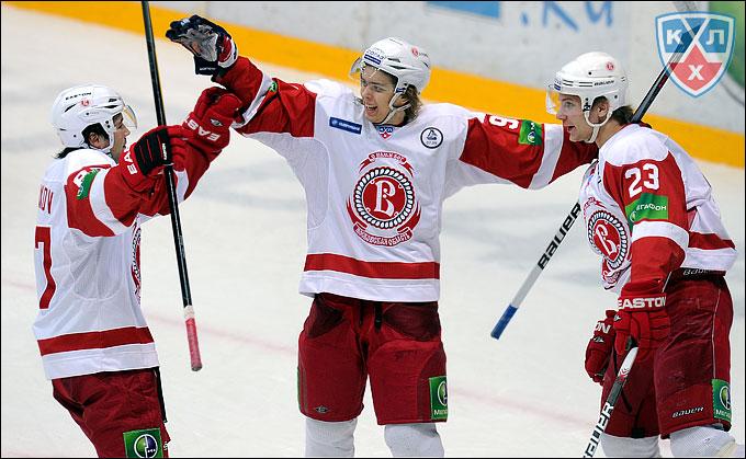 Ярослав Туляков, Никита Точицкий и Евгений Тимкин