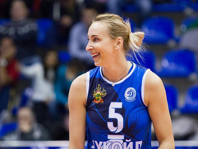 «Я посмотрел на Любу Соколову и подумал, что сейчас она играет в команде похожей на ту, которая была у нас в Одинцово в 2008 году»