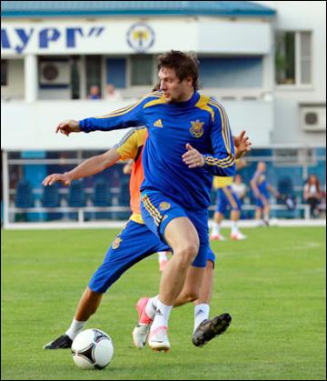 Евгений Селезнёв на Евро пока не появлялся в составе