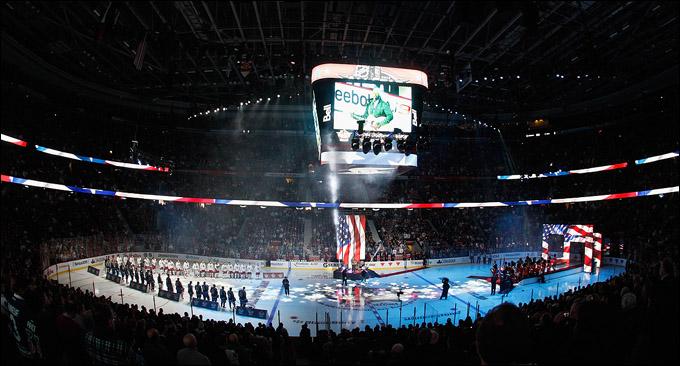 29 января 2012 года. Оттава. Матч звёзд НХЛ. Так всё начиналось