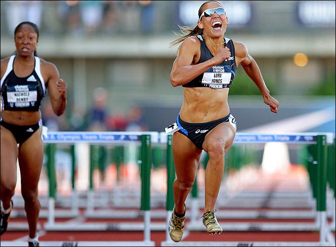 Разжиться медалями в Пекине Лоло не удалось, но поклонники Королевы спорта её не забудут