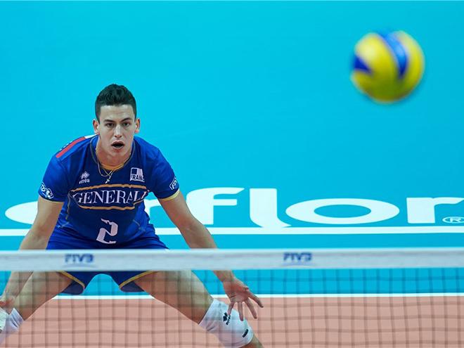 Женя Гребенников является ключевым игроком для сборной Франции