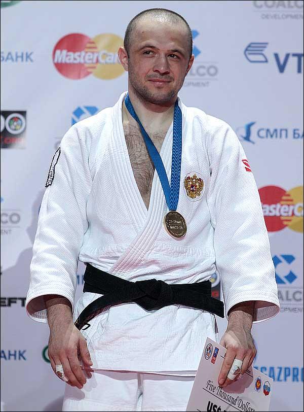 Алим Гаданов, чемпион России 2006 года, бронзовый призёр чемпионата Европы 2009 года