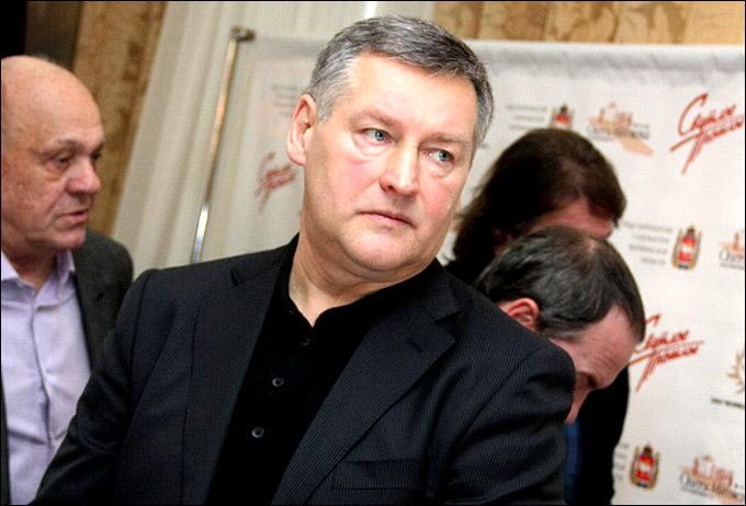 Сергей Мыльников. Наши дни