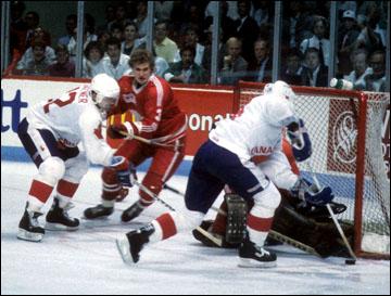 Кубок Канады-1987. Канада — СССР