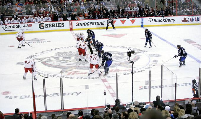 29 января 2012 года. Оттава. Матч звёзд НХЛ