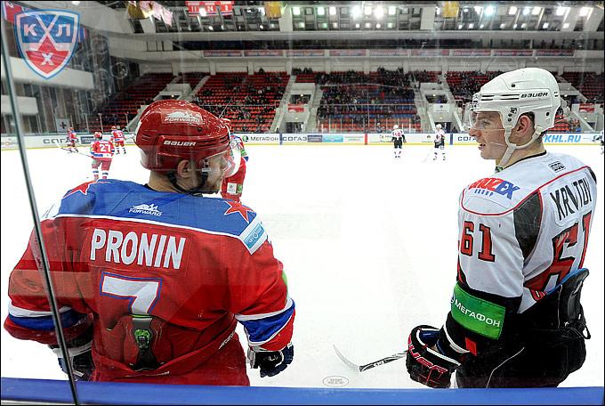 Николай Пронин и Алексей Крутов