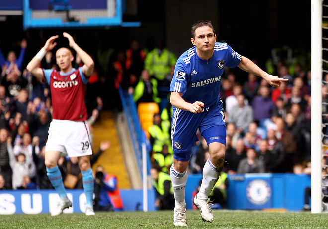 Чемпионат Англии — 2009/10. «Челси» — «Астон Вилла» — 7:1