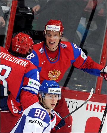 Александр Сёмин на чемпионате мира