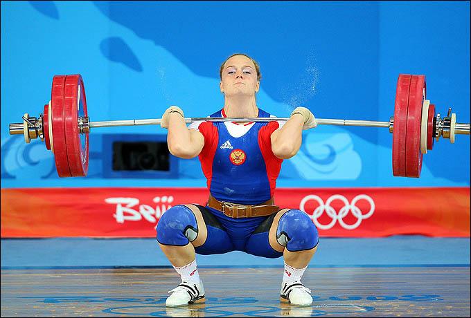 Оксана Сливенко – один из главных претендентов на золото Лондона