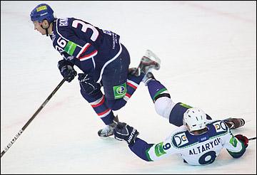 Александр Романов: Я играл в КХЛ и знал уровень лиги — пару игр и все встало на свои места