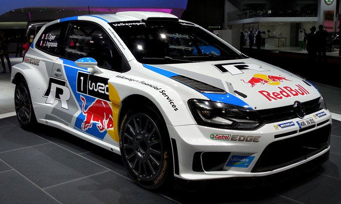 Volkswagen Polo WRC