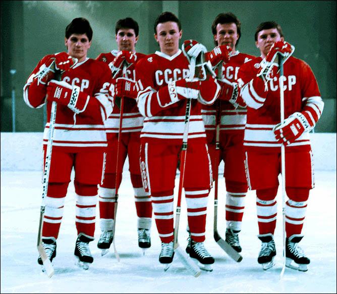 Хоккей. История чемпионатов мира. ЧМ-1989-1990. Фото 02.