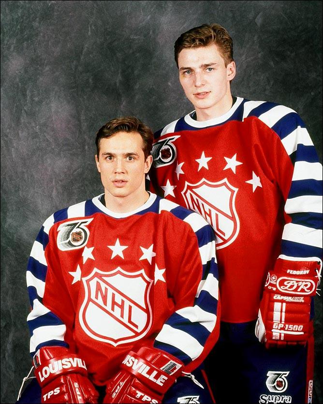 Хоккей. История чемпионатов мира. ЧМ-1989-1990. Фото 09.