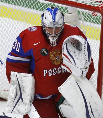 Андрей Василевский провёл выдающийся матч