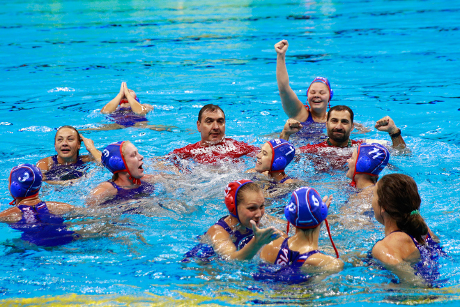 Сборная России по водному поло