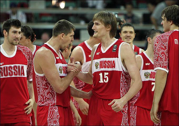 Андрей Кириленко с партнёрами только что заполучили путёвку в Лондон
