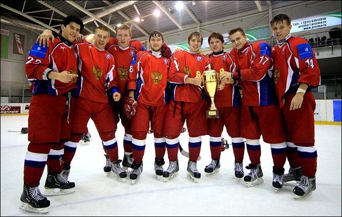 Алексей Филиппов в составе молодёжки