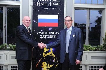 Вячеслав Зайцев и Даг Бил