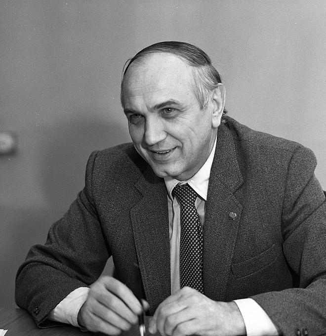 Вице-президент FILA Александр Новиков
