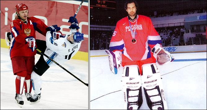 Хоккей. История чемпионатов мира. ЧМ-1991-1992. Фото 02.