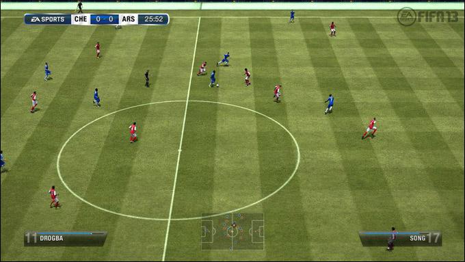 EA SPORTS. 28 сентября поступит в продажу FIFA 13