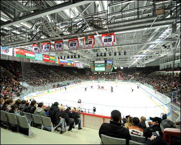 Омские болельщики установили очередной рекорд посещаемости МХЛ