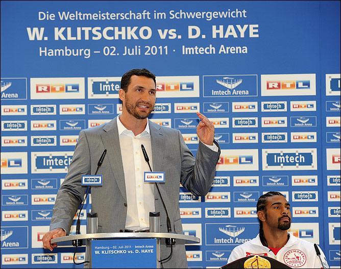По словам Владимира, Хэй станет его 50-м нокаутированным соперником. Что касается, жалости к своему будущему визави, то её не будет, заявил Кличко.