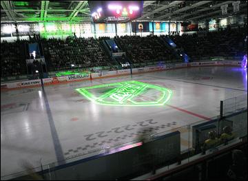 Открытие хоккейного сезона в Орске