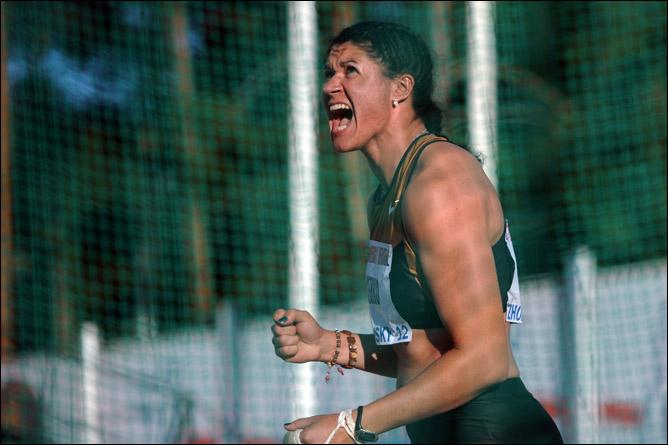 На чемпионате России Татьяна Лысенко установила лучший результат сезона в мире